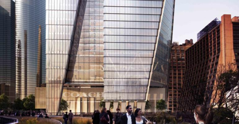 New York City's Hudson Yards Project to Be 'Urban Informatics' Experiment