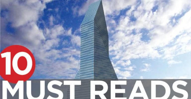 10 Must Reads for the CRE Industry Today (May 5, 2014)