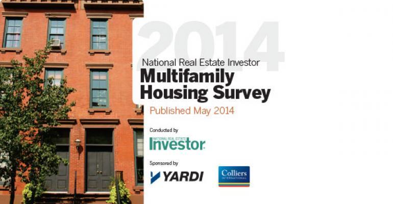 2014 Multifamily Housing Survey