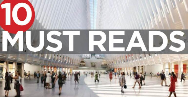 10 Must Reads for the CRE Industry Today (June 9, 2014)