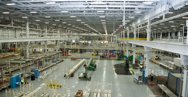 Manufacturing Sector Benefits from High-Tech Efficiency