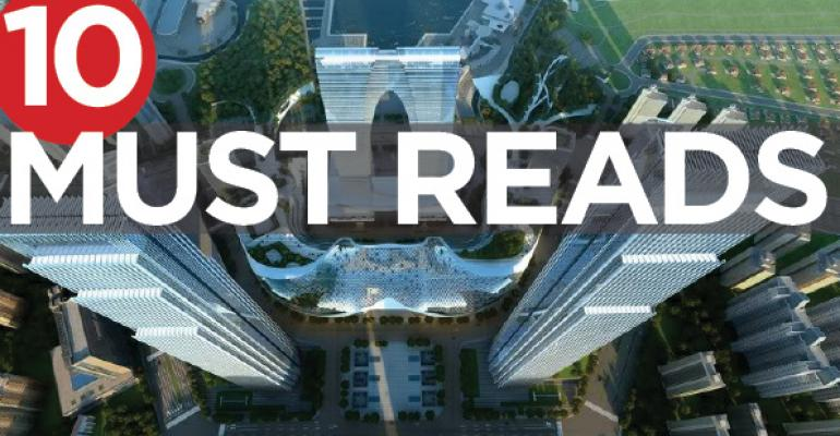 10 Must Reads for the CRE Industry Today (July 24, 2014)