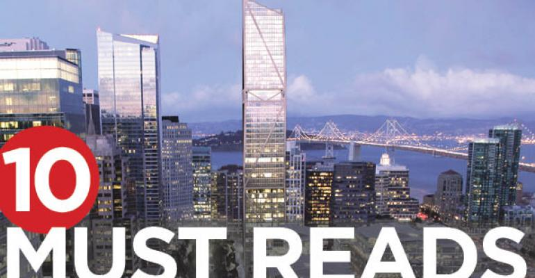 10 Must Reads for the CRE Industry Today (August 15, 2014)