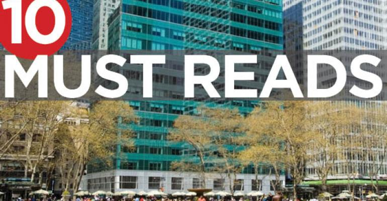 10 Must Reads for the CRE Industry Today (September 2, 2014)