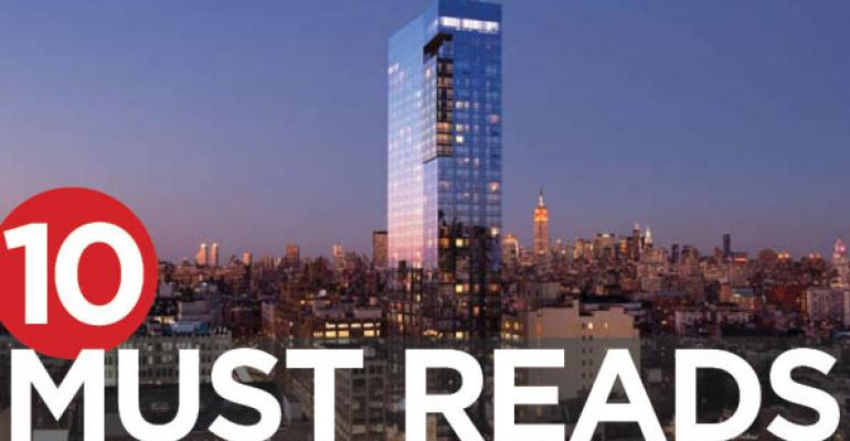10 Must Reads for the CRE Industry Today (September 17, 2014)