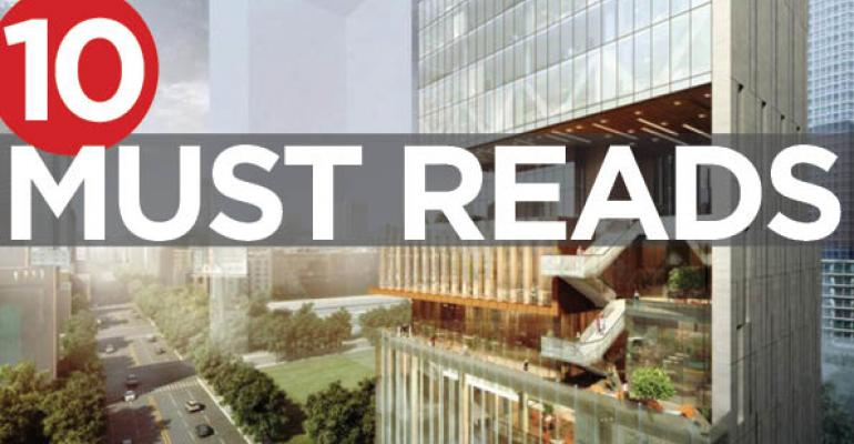 10 Must Reads for the CRE Industry Today (September 23, 2014)
