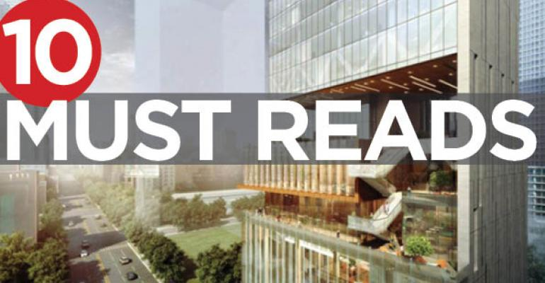 10 Must Reads for the CRE Industry Today (October 13, 2014)