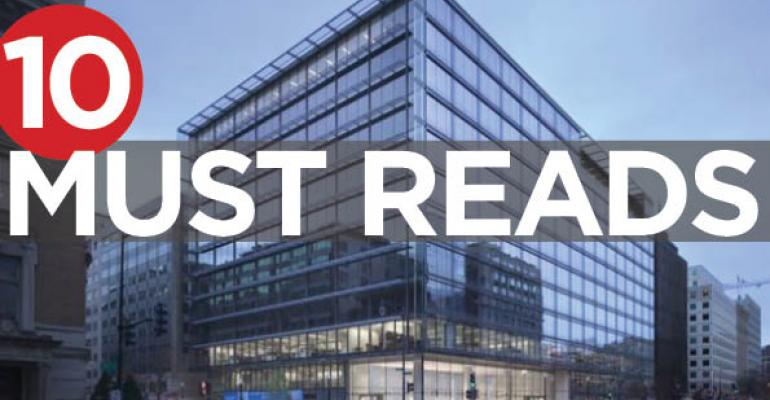 10 Must Reads for the CRE Industry Today (October 28, 2014)