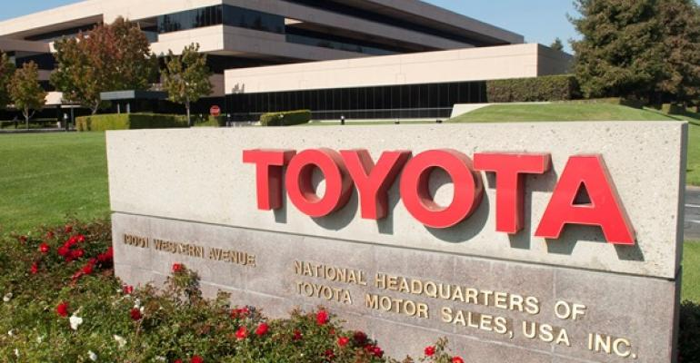 Toyota Drives Innovative Sustainability for New North American HQ