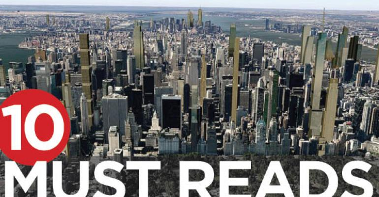 10 Must Reads for the CRE Industry Today (November 10, 2014)