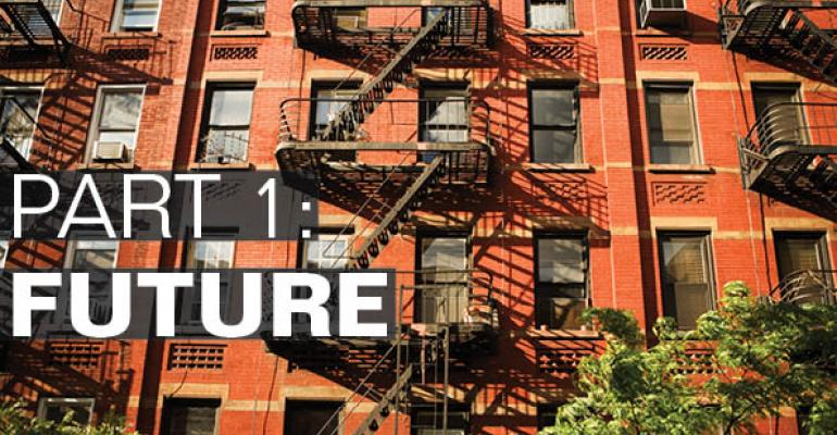 Part 1: NREI's Special Multifamily Report Shows the Sector Will Shine Well into the Future.