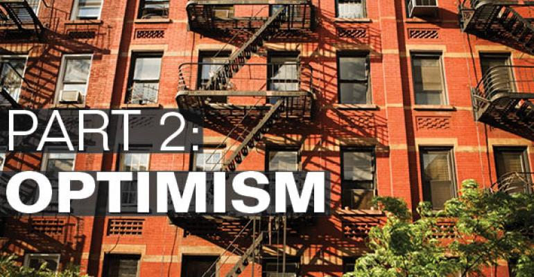 Part 2: Widespread Optimism in the Multifamily Sector