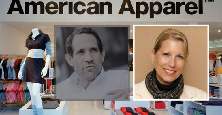 American Apparel: Sticky Changeover?