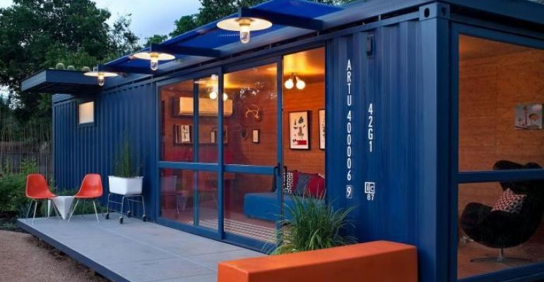 NYC Developers Tackle Tough Markets With Shipping Containers