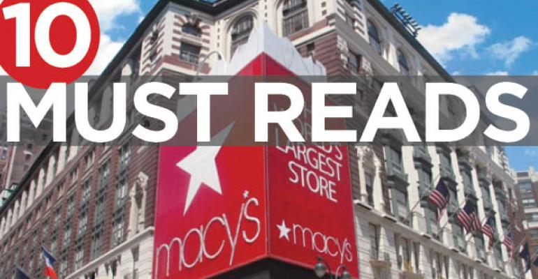 10 Must Reads for the CRE Industry Today (January 9, 2015)
