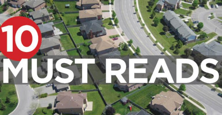 10 Must Reads for the CRE Industry Today (January 23, 2015)