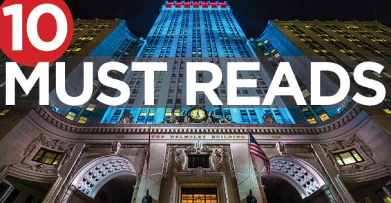 10 Must Reads for the CRE Industry Today (January 28, 2015)