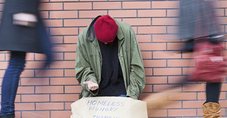 U.S. Mayors Fight Homelessness