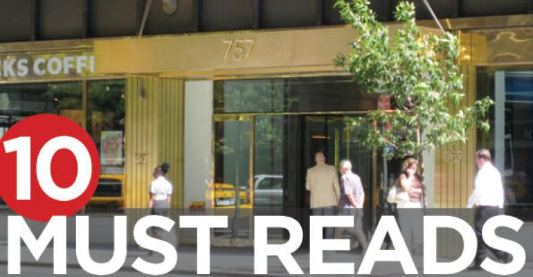 10 Must Reads for the CRE Industry Today (March 9, 2015)