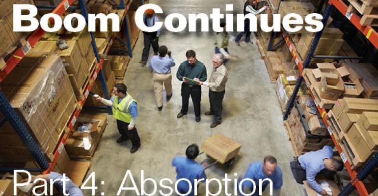 Part 4: Leasing and Absorption