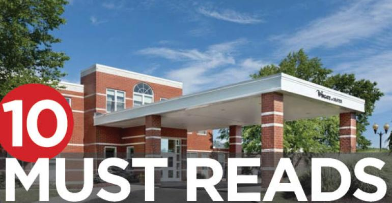 10 Must Reads for the CRE Industry Today (April 9, 2015)