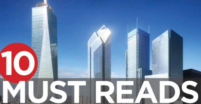 10 Must Reads for the CRE Industry Today (April 13, 2015)