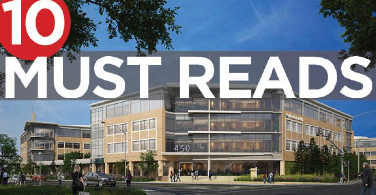 10 Must Reads for the CRE Industry Today (April 17, 2015)