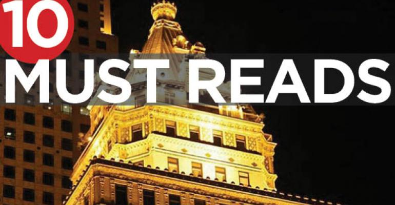 10 Must Reads for the CRE Industry Today (April 20, 2015)