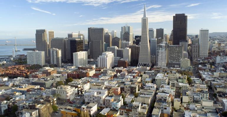 San Francisco Tops M&M's National Retail Index for 2015