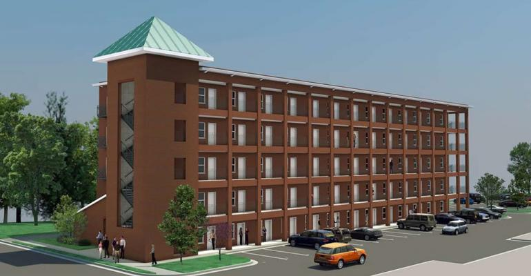 Multifamily Embraces Modular Construction
