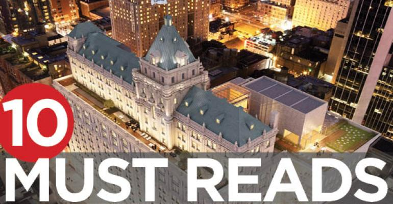 10 Must Reads for the CRE Industry Today (May 15, 2015)