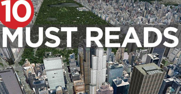 10 Must Reads for the CRE Industry Today (May 20, 2015)