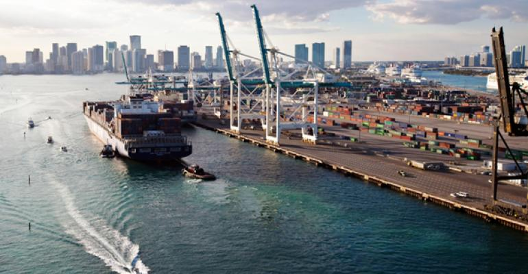 High Demand for Industrial Space at Nation's Seaports, Airports
