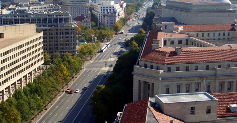 Outlook Gets Brighter for D.C. Office Sector