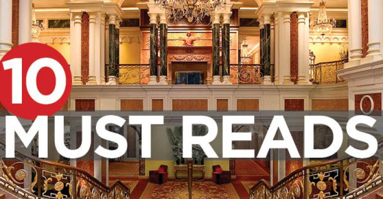 10 Must Reads for the CRE Industry Today (June 2, 2015)
