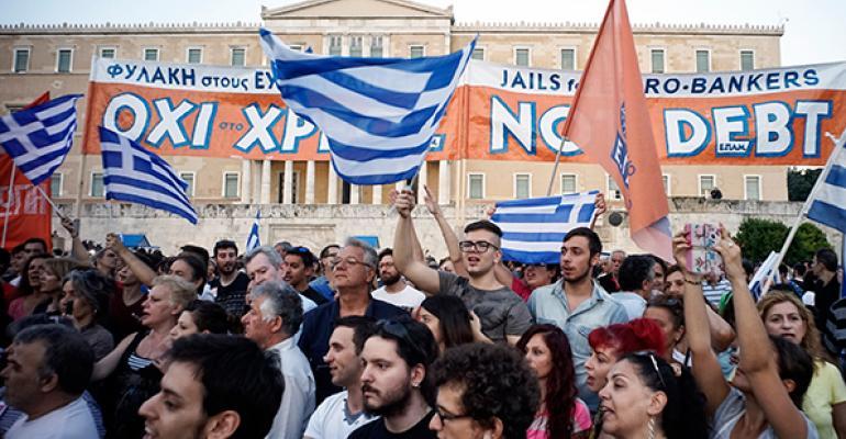 Greek Debt Crisis: Bad News for Greece, Good News for U.S. Real Estate?