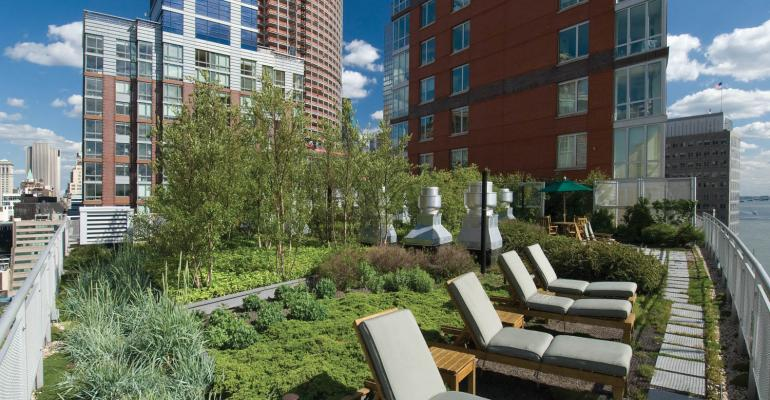 Green Roofs Grow On Multifamily Buildings In Major U.S. Cities