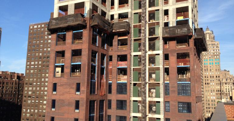 Multifamily Developers Counting on Demand Through 2017