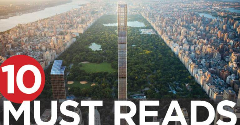 10 Must Reads for the CRE Industry Today (July 1, 2015)