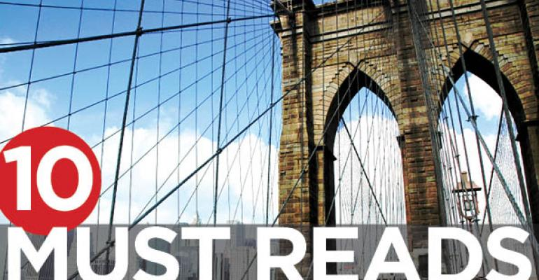 10 Must Reads for the CRE Industry Today (August 11, 2015)