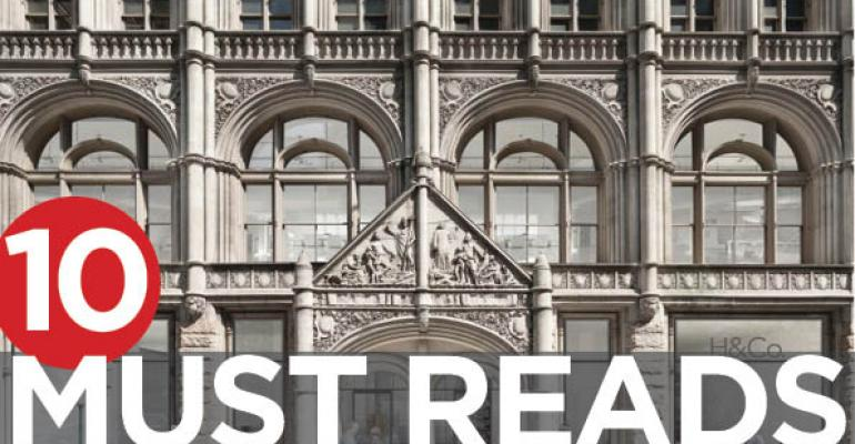 10 Must Reads for the CRE Industry Today (September 1, 2015)