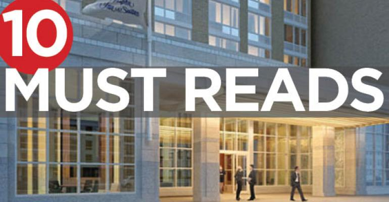 10 Must Reads for the CRE Industry Today (September 9, 2015)