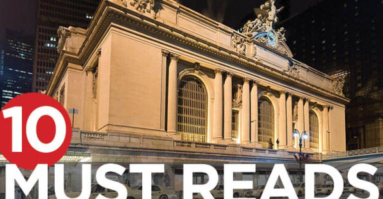10 Must Reads for the CRE Industry Today (September 30, 2015)