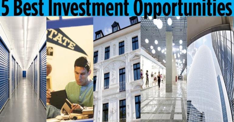5 Best CRE Investment Opportunities for High-Net-Worth Individuals