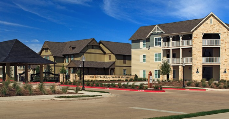 New Student Housing Projects Fill Up