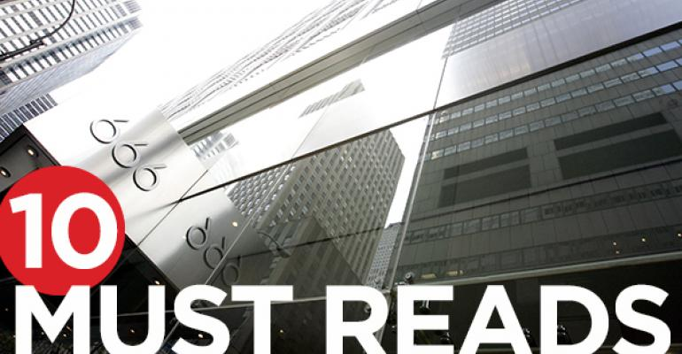 10 Must Reads for the CRE Industry Today (September 11, 2015)