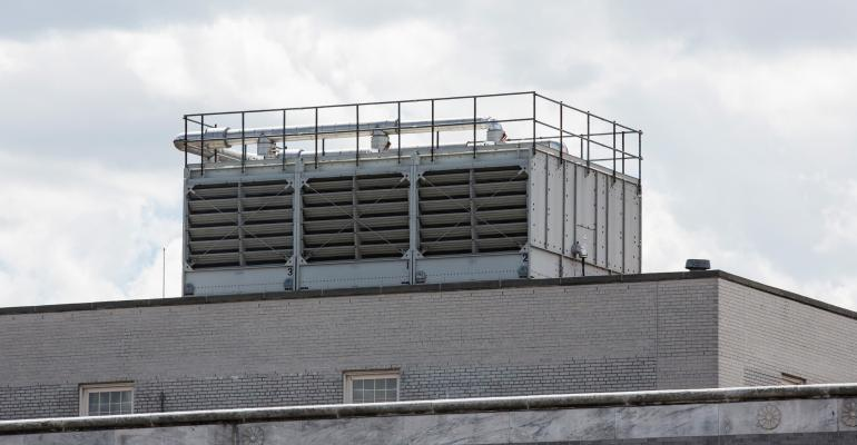 Cooling Tower Maintenance Not Just Good for Health, It's Good Business