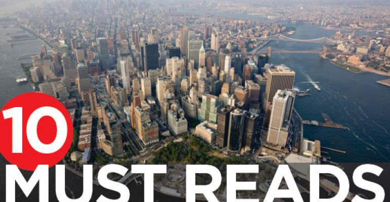 10 Must Reads for the CRE Industry Today (October 14, 2015)