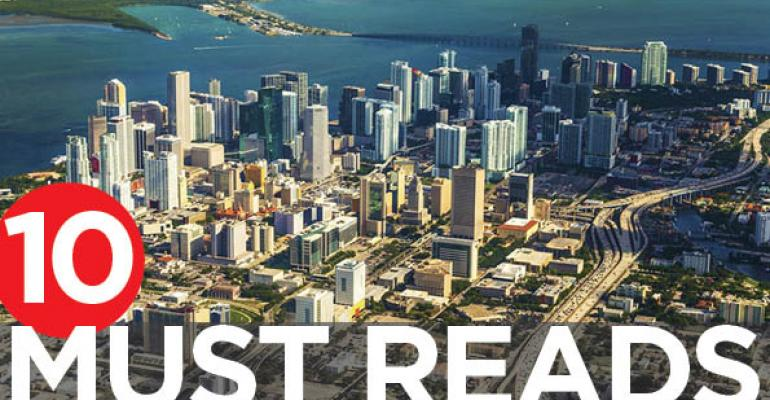 10 Must Reads for the CRE Industry Today (October 22, 2015)