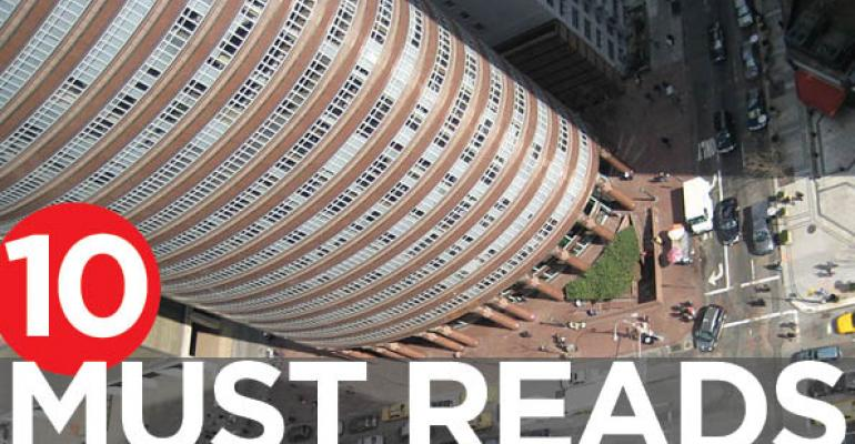 10 Must Reads for the CRE Industry Today (October 27, 2015)